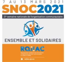 SNOC 2021 Ensemble et Solidaire
